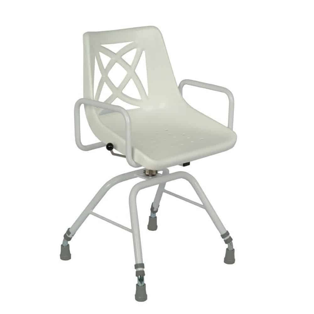 Swivelling Shower Chair - Willaid Health Care Equipment