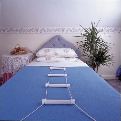 rope ladder bed hoist willaid health care equipment. Black Bedroom Furniture Sets. Home Design Ideas