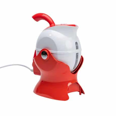 Uccello Tipping Kettle - Red