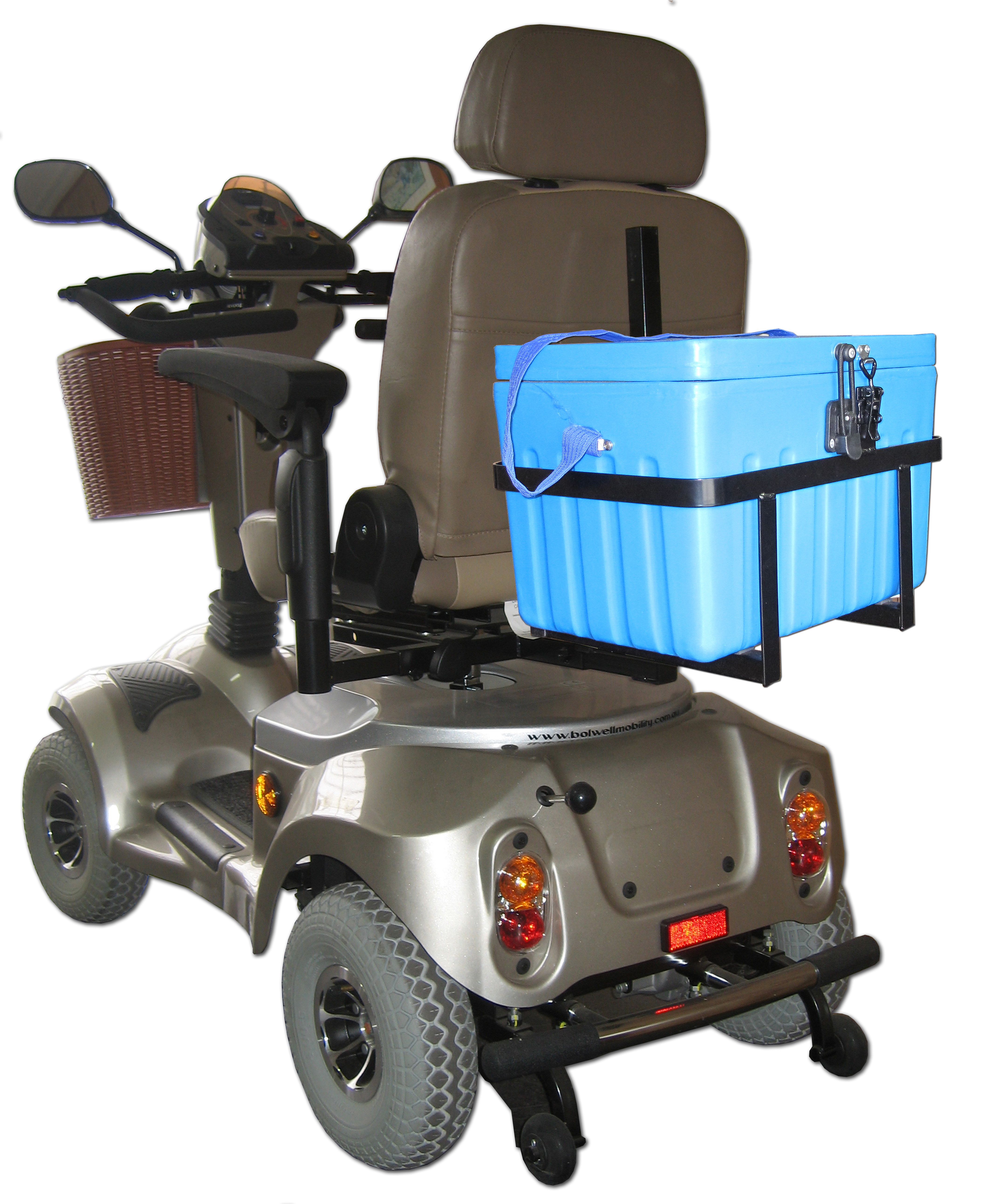 esky new with scooter