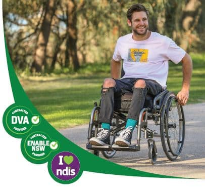 Wheelchair DVA NDIS