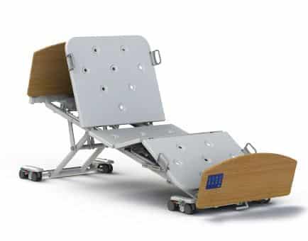 CS8 floorline bed