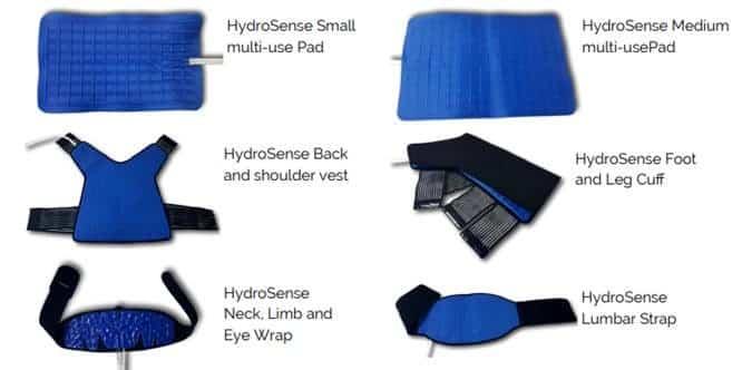 Icare Hydrosense PolarPads
